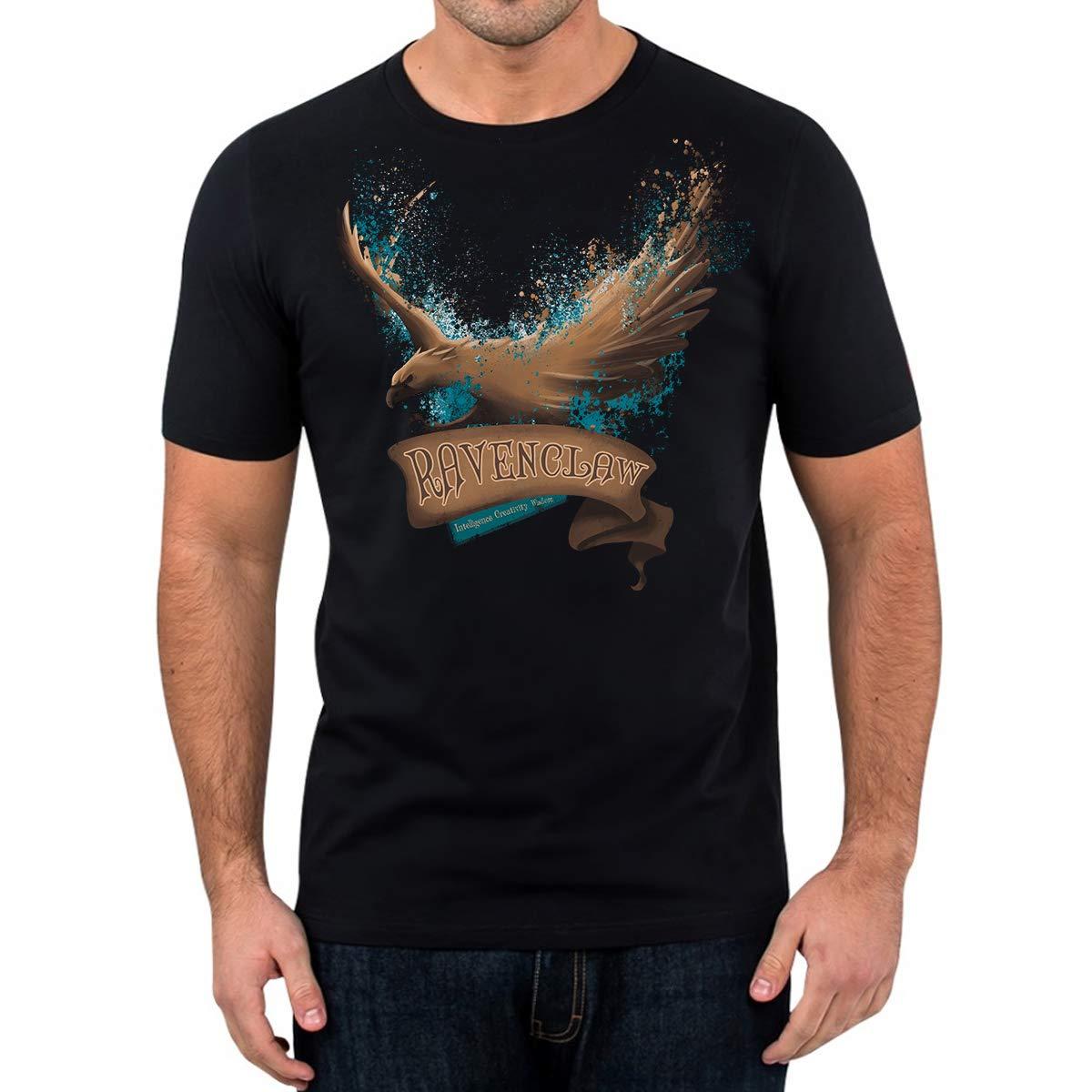 Elbster Camiseta de harry potter ravenclaw - hogwarts - casa ...