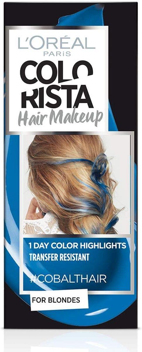 LOreal Paris Colorista Hair Make Up Cobalt