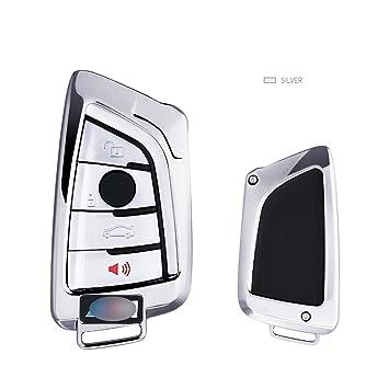 Amazon.com: Kaizen - Carcasa de TPU para llave de coche con ...