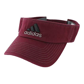 70e691eedb2 adidas Mens Weekend Warrior Visor