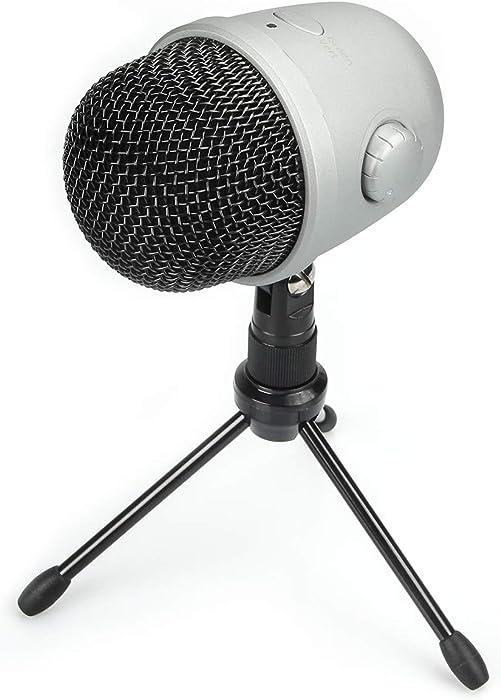 Top 10 Amazonbasics Microphone Usb