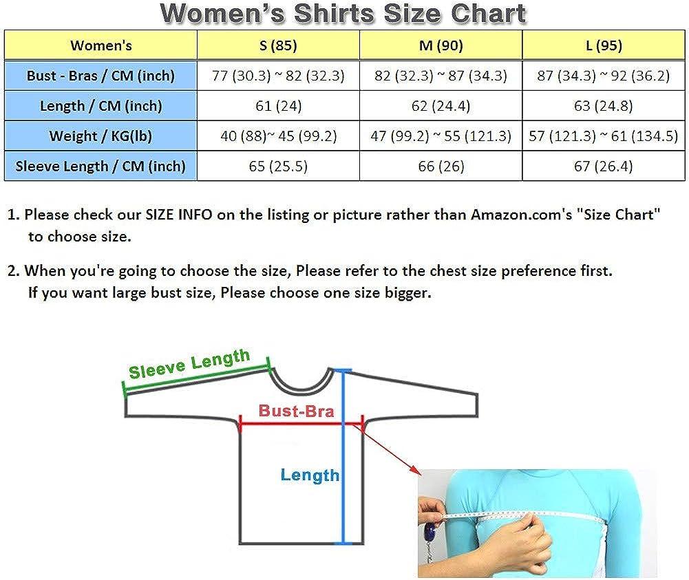 Camiseta manga larga t/érmica con cuello alto para mujer de tela nano tecnol/ógica con capa de compresi/ón