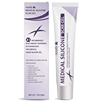 AZALLY Advanced Scar Gel - Scar Diminishing Serum - Reduces the Appearance of Old...