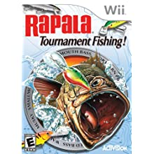 Rapala Tournament Fishing - Nintendo Wii