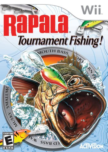 Rapala Tournament Fishing - Nintendo Wii ()