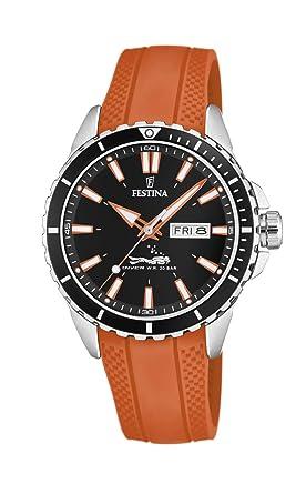Festina Horloge F20378 5  Amazon.fr  Montres b8d6717d62c0