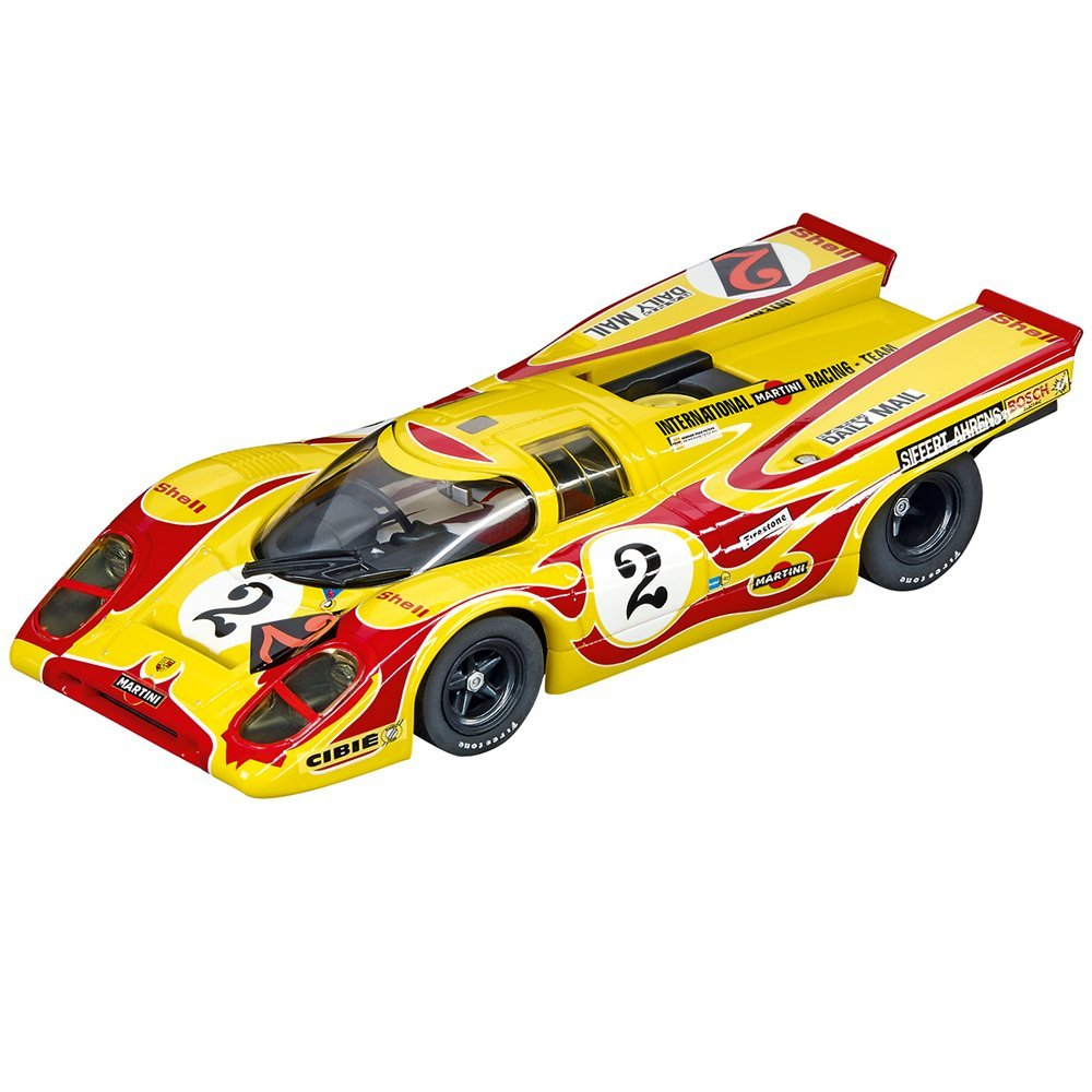 Carrera Digital 132 Porsche 917K Martini Int'l