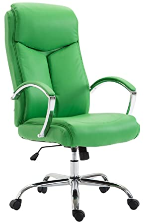Bureau Germany De Synthétique Fine And Chaise Quality En Cuir Vert shrtQdCx