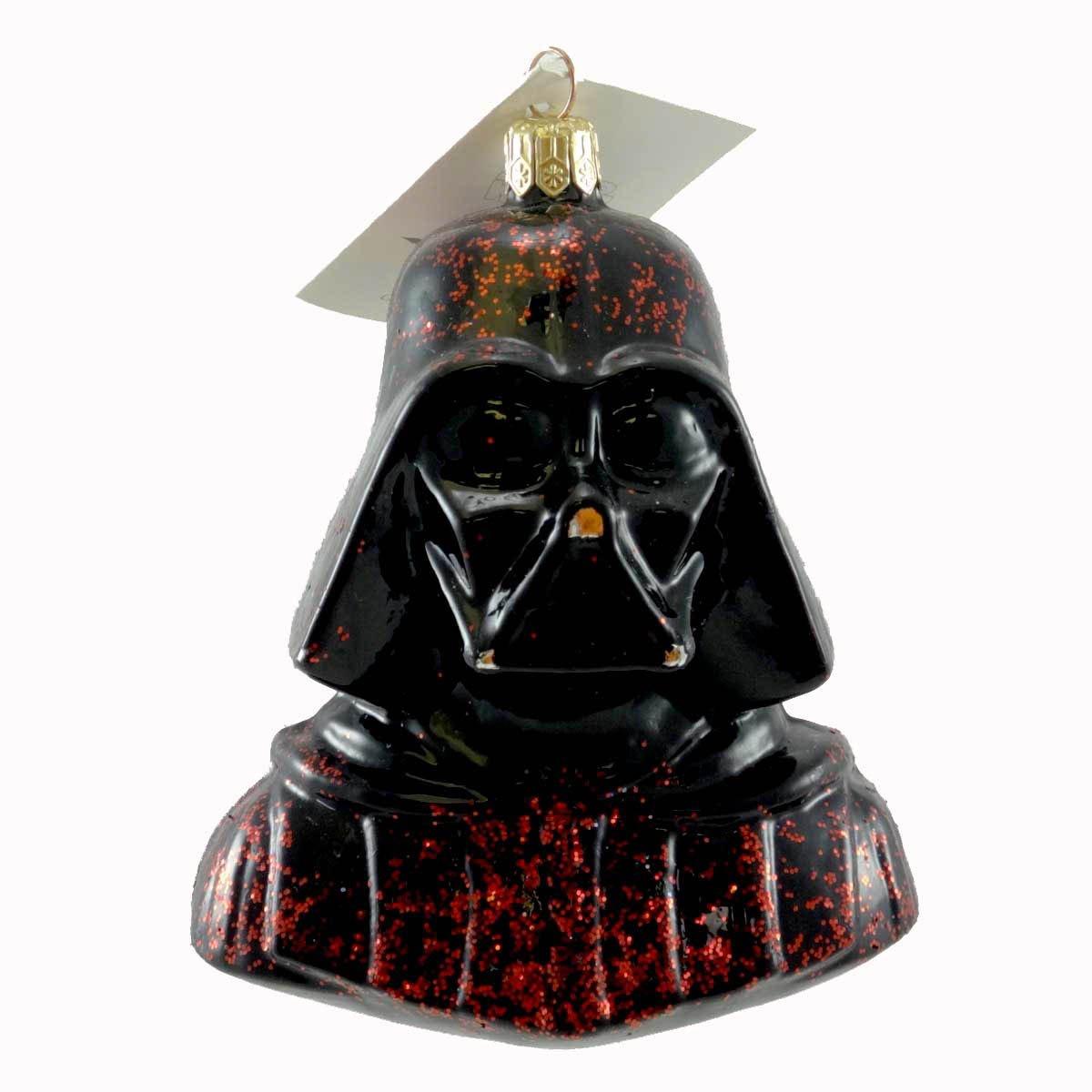 Radko Glass Ornament of Darth Vader