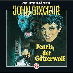 Fenris, der Götterwolf (John Sinclair 55)