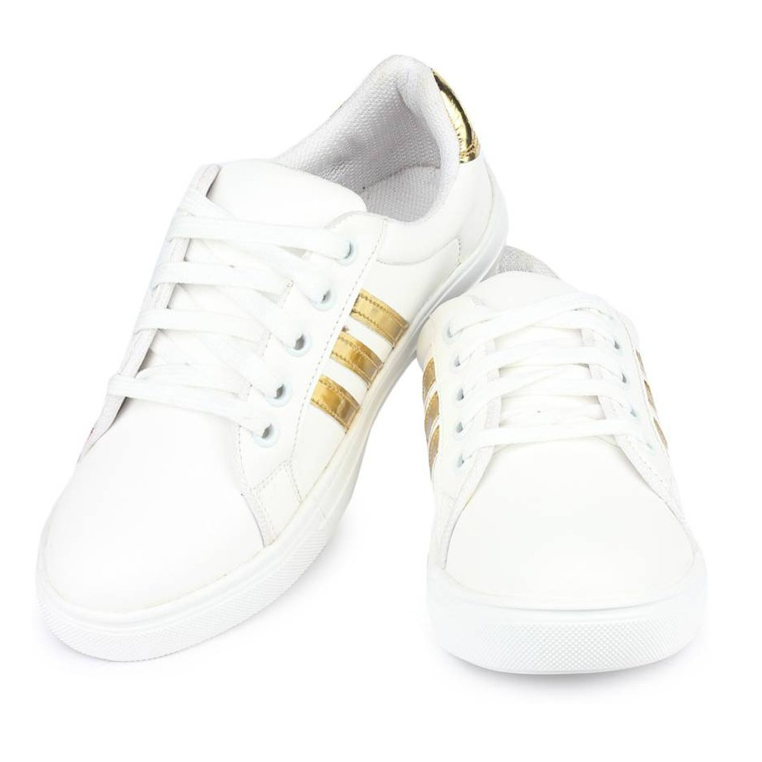 Buy Super Women White Sneaker Shoes at