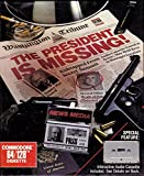 The President is Missing - Commodore 64