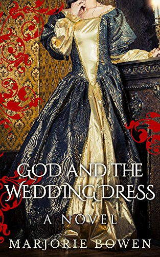 book cover of God and the Wedding Dress