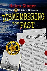 Dismembering The Past (Matti McAllister PI Mystery Series Book 1)