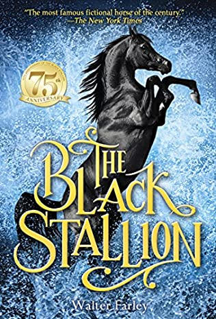 book cover of The Black Stallion