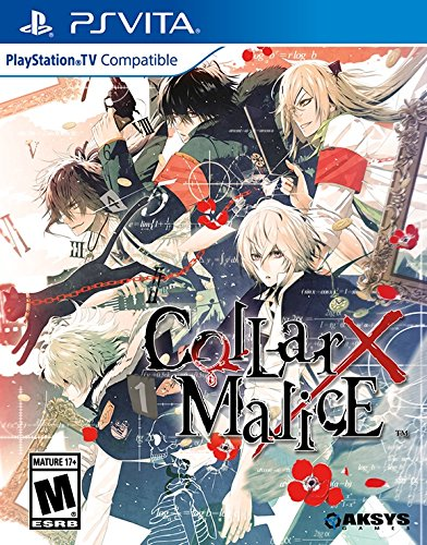 (Collar X Malice - PlayStation Vita)