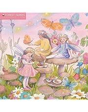Forest Fairies wall calendar 2016 (Art calendar)