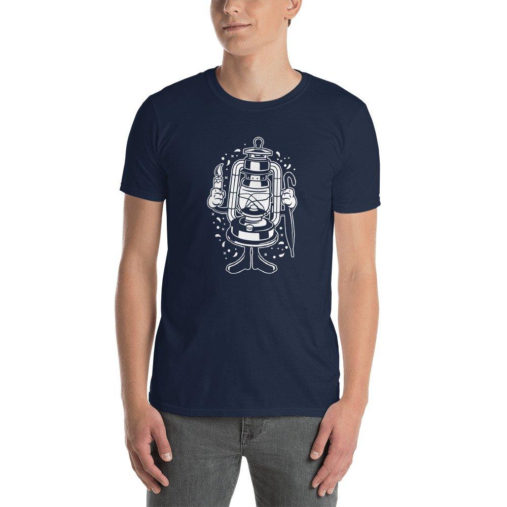 DR-MASTERMIND Lantern Short-Sleeve Unisex T-Shirt