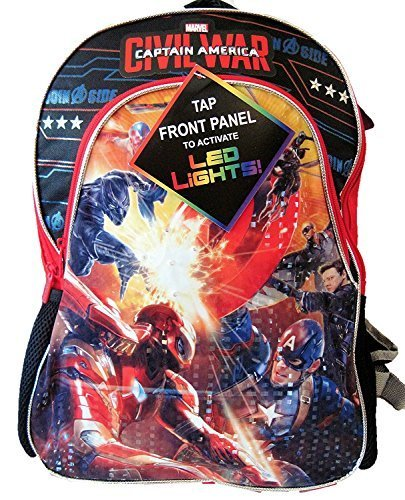 Backpack With Led Lights