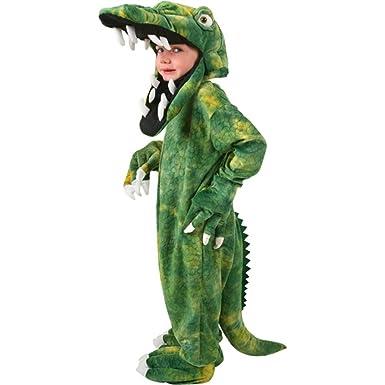 Toddler Crocodile Halloween Costume (Size3T)  sc 1 st  Amazon.com & Toddler Crocodile Halloween Costume (Size:3T)