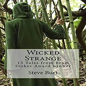 Wicked Strange Audiobook