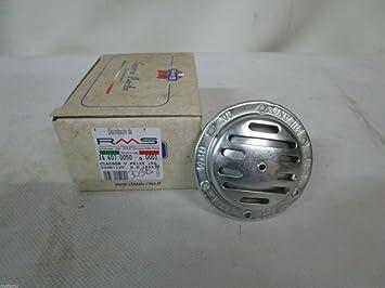 Bocina Claxon galvanizado 12 Volt Vespa 125 150 200 PX - arcoíris: Amazon.es: Coche y moto