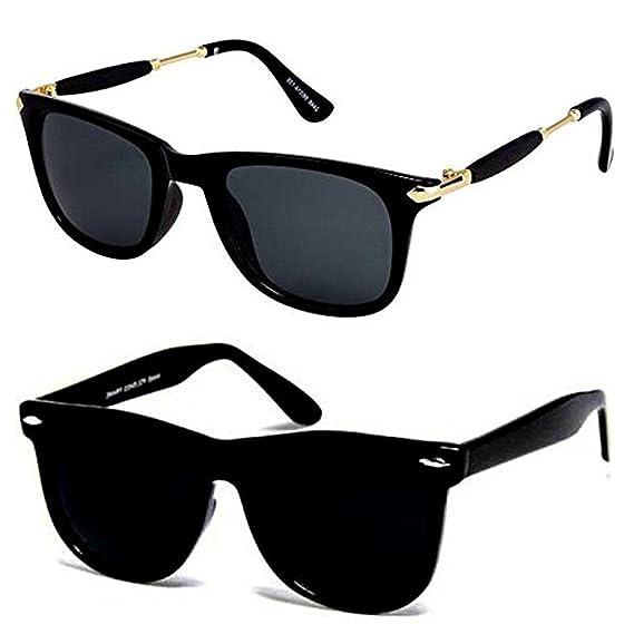 51b653e457 Y S Women s Wayfarer Sunglasses (Black