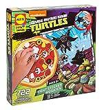 ninja turtle art kit - ALEX Toys Teenage Mutant Ninja Turtles Sticker Mosaics Kit