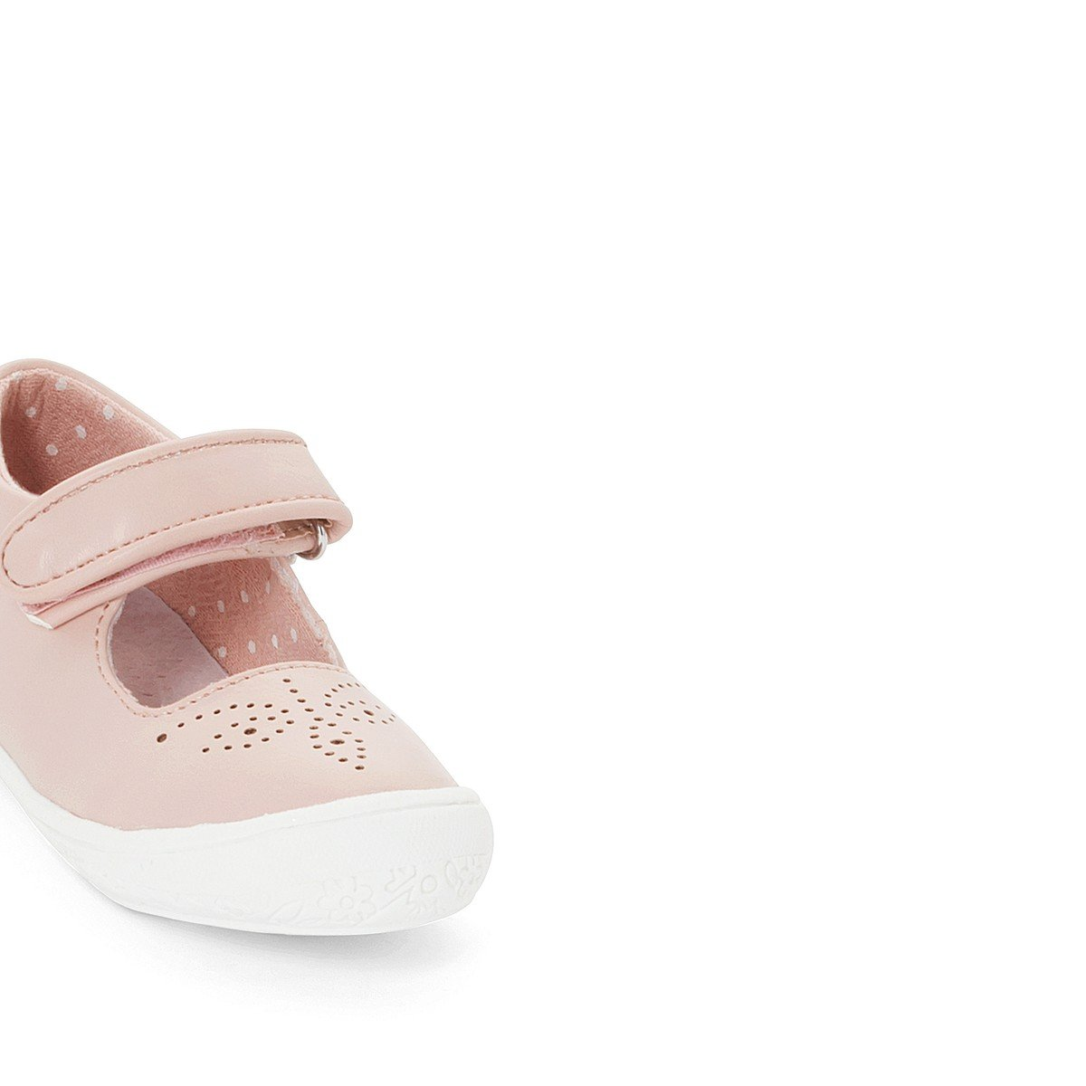 La Redoute Collections Big Girls Touch N Close Ballet Pumps