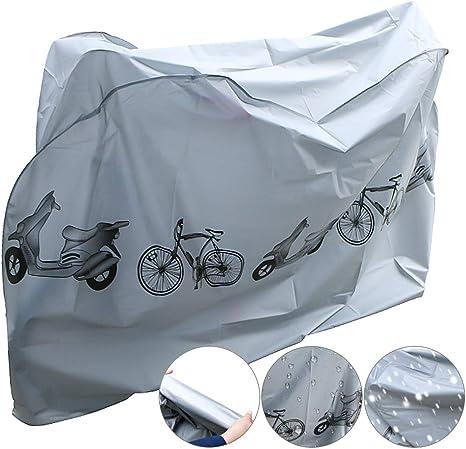 Funda Bicicleta,Funda para Bicicleta Impermeable NAKEEY Funda de ...