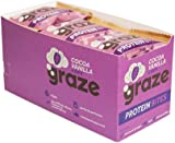 Graze Cocoa Vanilla & Oats Protein Bites 30g (Pack of 15)
