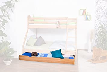 Etagenbett Lukas Light : Etagenbett spielbett lukas light stockbett massiv cheap teilbares