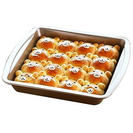 Bandeja de pan bandeja para hornear Bandeja de horno de pizza Bandeja de horno para el