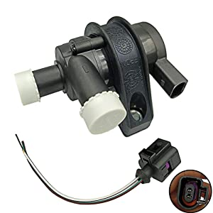 Auxiliary Cooling Coolant Water Pump 1K0965561J Fit for VW Jetta Golf AUDI A3 Passat