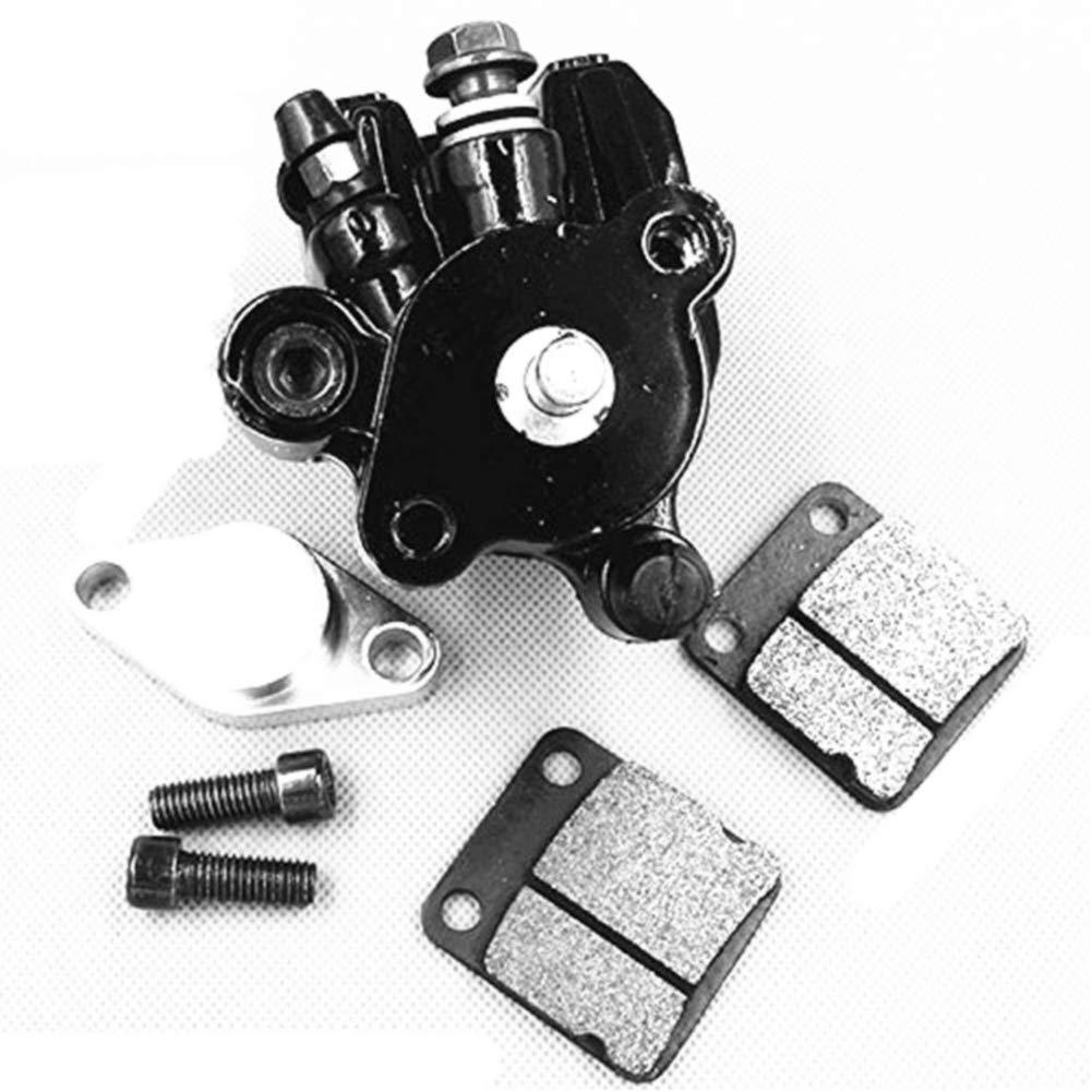 tianfeng Rear Brake Caliper Assembly For SUZUKI LT-Z400 QUAD SPORT LTZ 400 2003-2009,2012-2014 With Pads