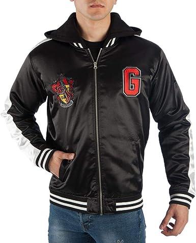 Harry Potter House of Hufflepuff Baseball Coat Hoodie Sweatshirt Jacket Zipper