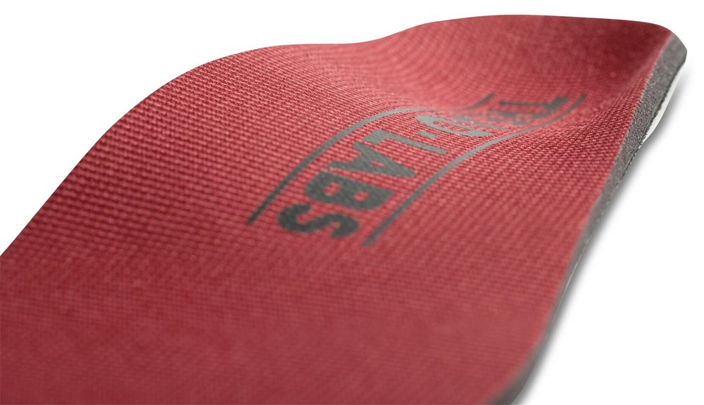Stride Semi-Custom Insole (Men's 12-13.5 / EUR 46-48, Low) B07DLFXTZH Men's 12-13.5 / EUR 46-48|Low
