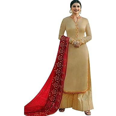 Ladyline Wedding Salwar Kameez Embroidered Partywear Indian Womens
