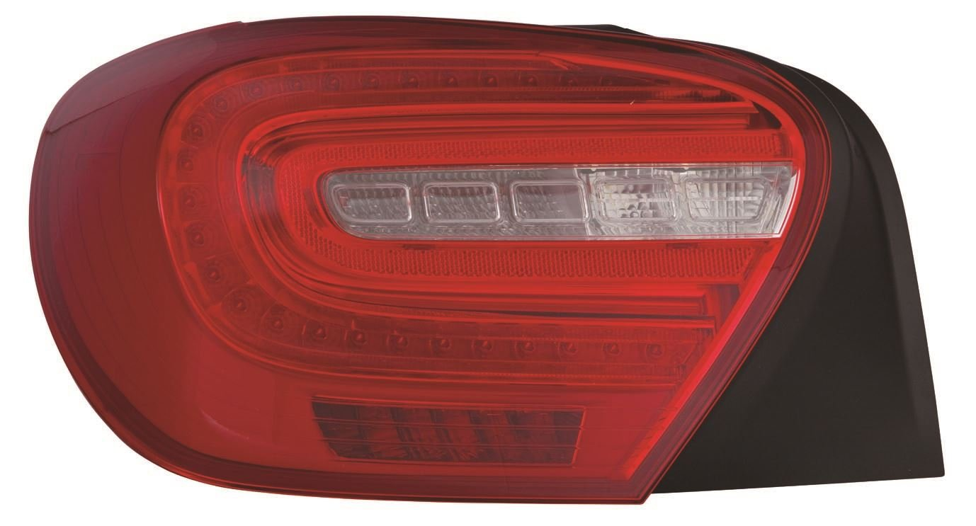Zafira 2008-2014 Rear Tail Light Lamp Pair Left /& Right