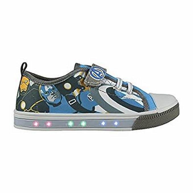 Zapatillas Avengers con Luz (31)