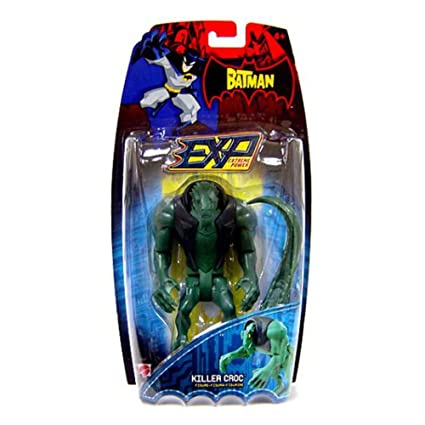 Amazon.com: Batman Killer Croc cifra: Toys & Games
