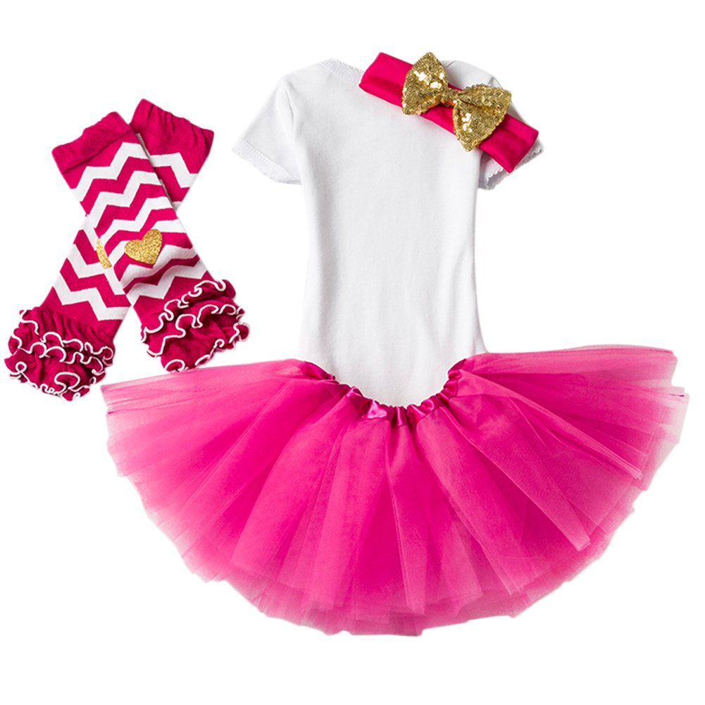 9da22c0bd05 Skirt Sets Baby Girls Baby Girl Its My 1st/2nd Birthday Cake Smash 3/4Pcs  Shinny ...