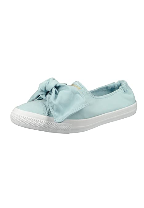 Converse All Star Knot Slip Mujer Zapatillas Azul: Amazon.es: Zapatos y complementos