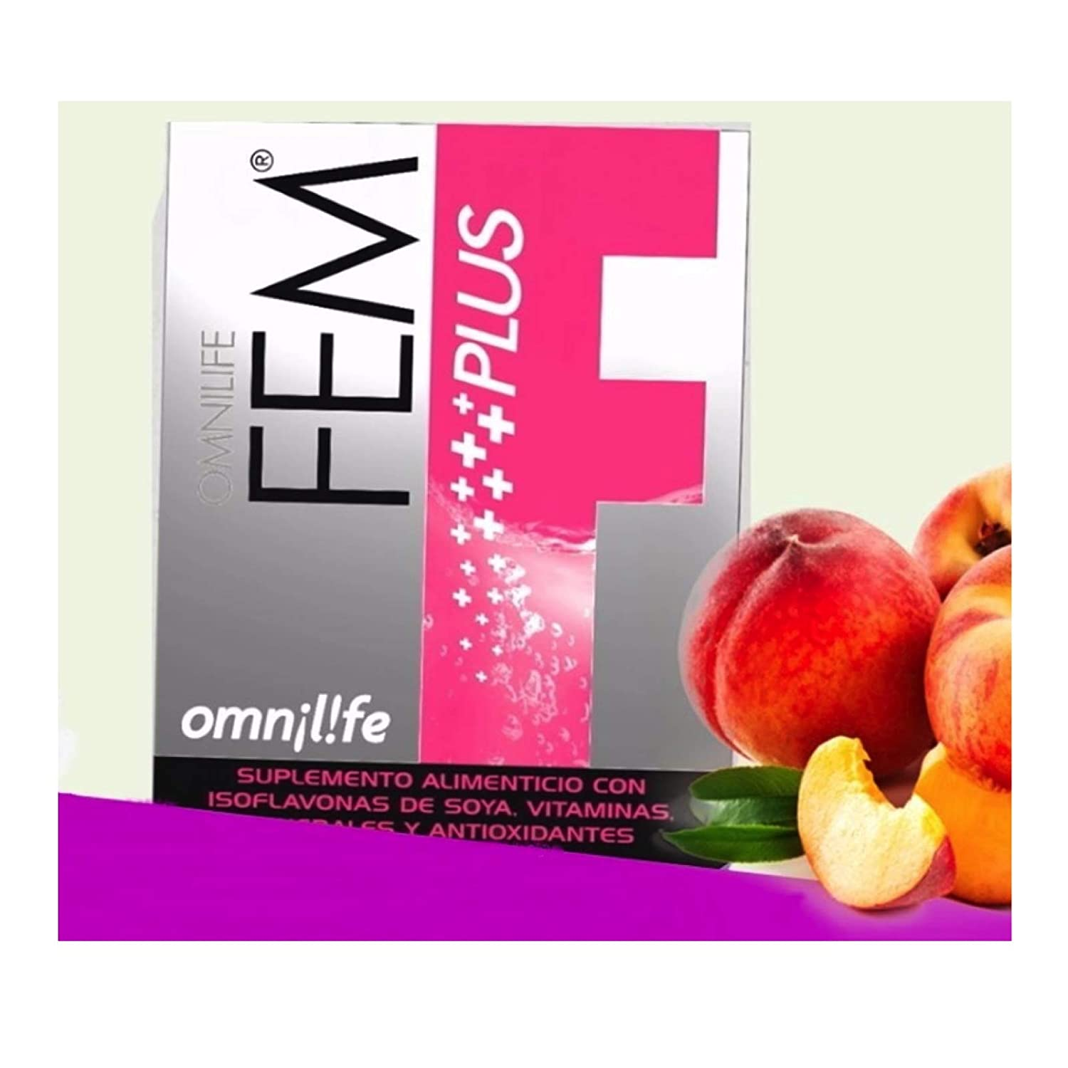 Amazon.com: Omnilife Oml Fem Plus Hormonal Balance: Health & Personal Care