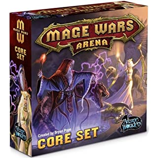 Mage Wars Arena Board Game
