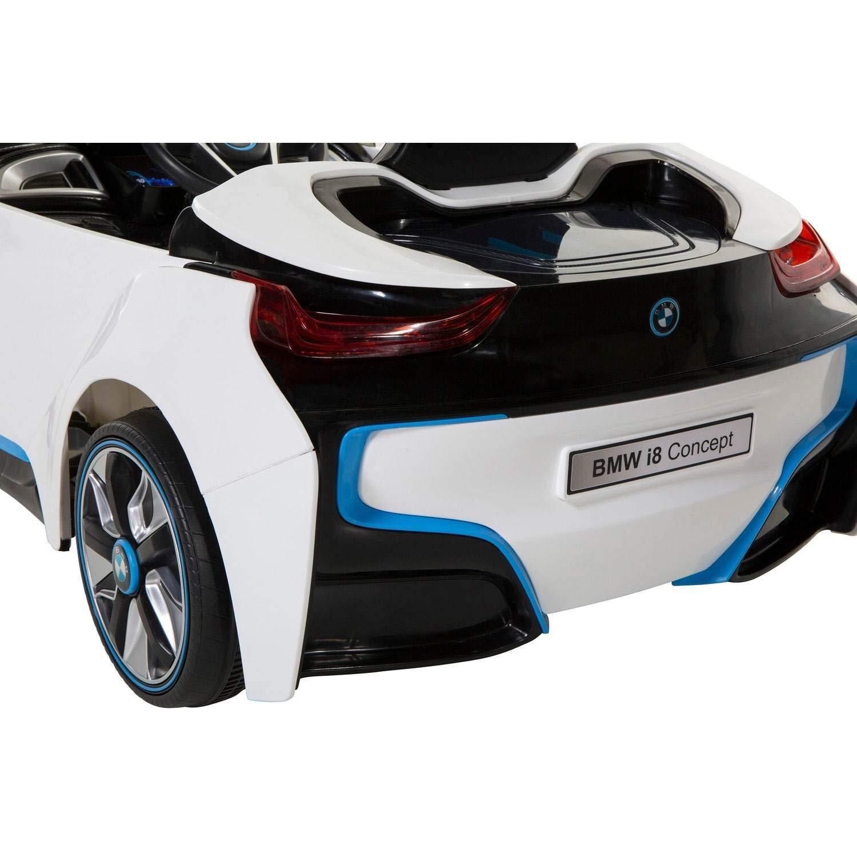 Amazon Com Bmw I8 Concept Radio Remote Control Rc Sports Car 1 24