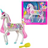 Barbie GFH60 - Barbie Dreamtopia Brush 'n Sparkle Unicorn