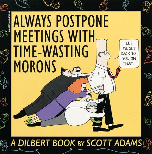 Dilbert author book