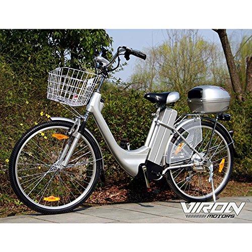 City bike vélo vélo électrique 36 v 250 w elektrobike bleu électrique B00KJC8AC4