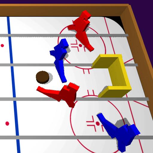 Zone Hockey Table - 5